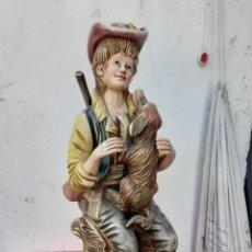 Arte: ESCULTURA GRANDE POSIBLE DE TERRACOTA. Lote 217420368
