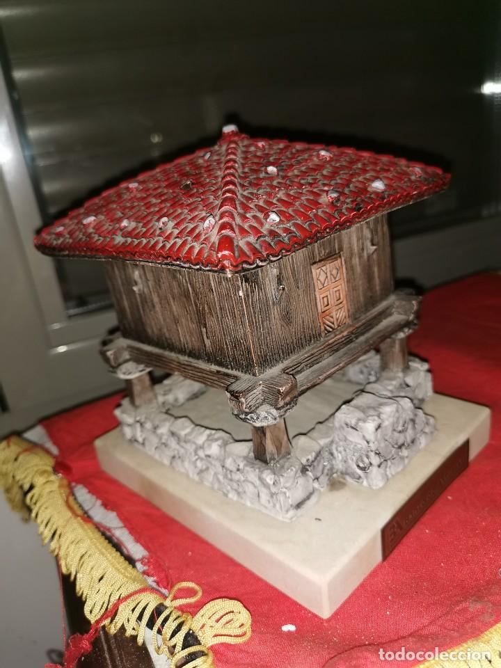 Arte: Preciosa escultura de horreo. Banco de Asturias - Foto 5 - 217646118