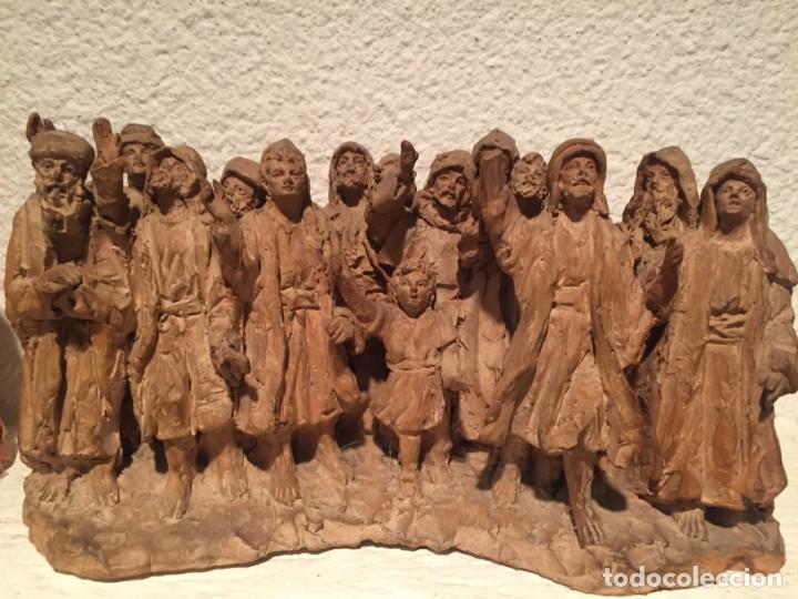 Arte: Juliá Fabregas i Dachs (Vic 1886-1966). Importante conjunto escultórico - Foto 2 - 217986415