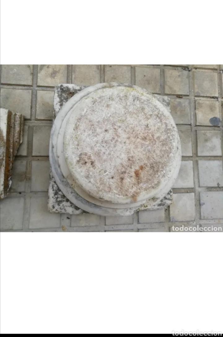 Arte: Antiguo capitel de mármol - Foto 4 - 218290452
