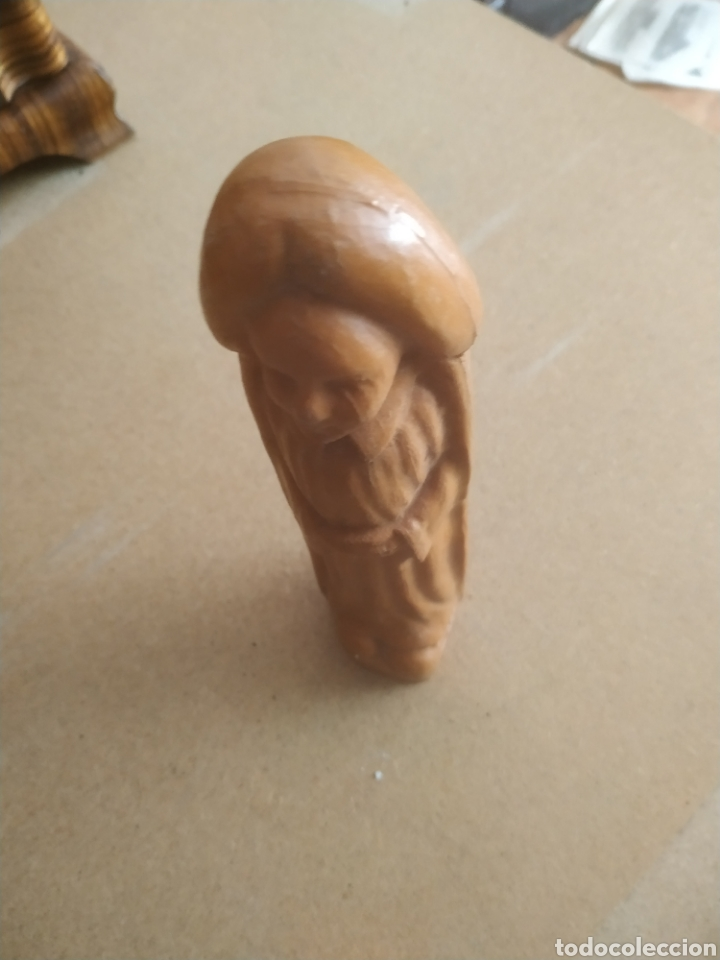 Arte: Figura sacrílega de resina - pasta - Foto 3 - 219290012