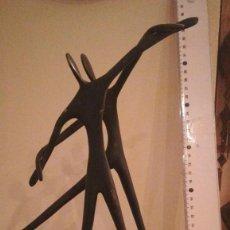 Arte: FIGURA DE BRONCE BAILE ARTÍSTICO. Lote 219343415