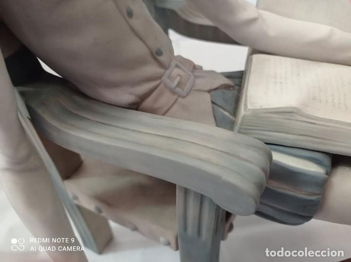 Arte: FIGURA DON QUIJOTE DE LLADRO AÑO 1969 - Foto 3 - 219851286