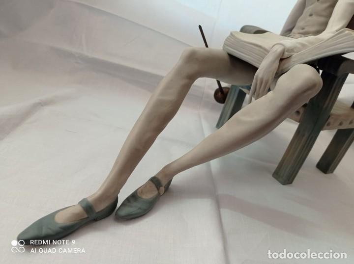 Arte: FIGURA DON QUIJOTE DE LLADRO AÑO 1969 - Foto 9 - 219851286