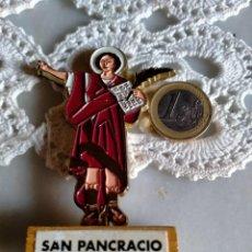 Arte: SAN PANCRACIO METAL Y MADERA. Lote 220753678