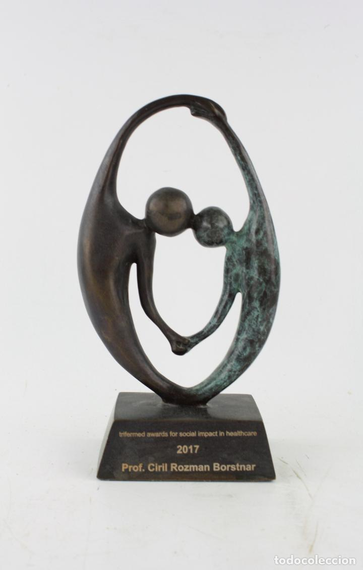 Arte: Premio a Ciril Rozman Borstnar, Trifermed Awards for social impact in healthcare, 2017, Nilza Silva. - Foto 1 - 221093153