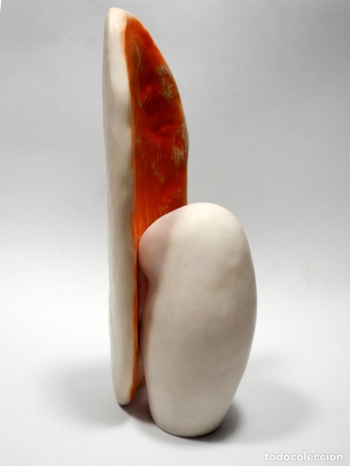 ESCULTURA CASTIGADO DE CARLOS DOMINGO, REALIZADA PARA LA CAM 2007 (Arte - Escultura - Resina)