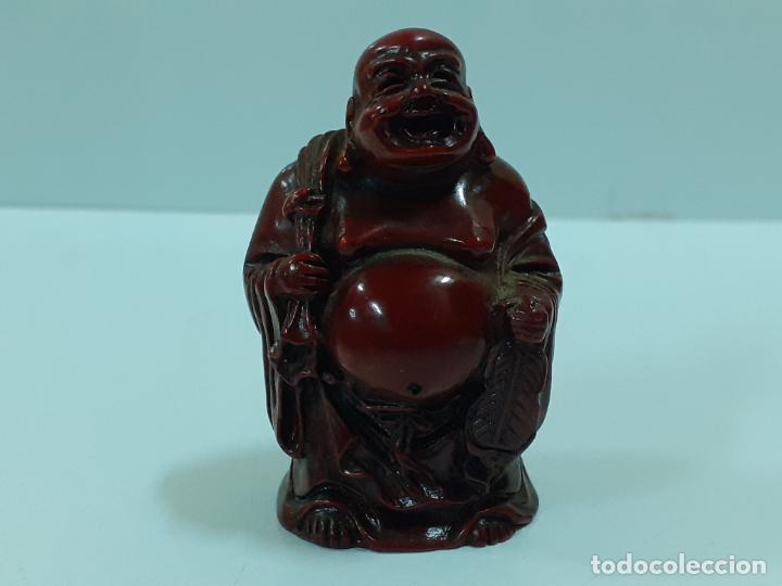 BUDA RESINA (3664) (Arte - Escultura - Resina)