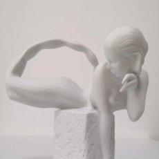 Arte: FIGURA DE PORCELANA SCORPIO DE CHRISTEL MAROTT PARA ROYAL COPENHAGEN, 2002. Lote 222968317