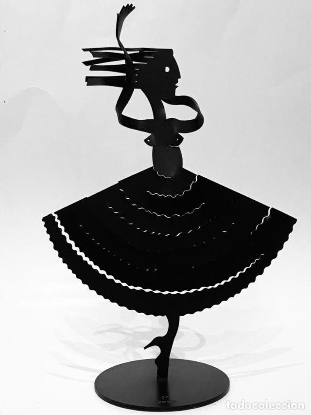 ESCULTURA DE JOSE LUIS PASCUAL (Arte - Escultura - Hierro)