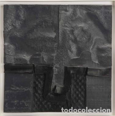 Arte: Conjunto de 3 relieves, edición especial del escultor Jose Luis Sánchez. - Foto 9 - 222424126