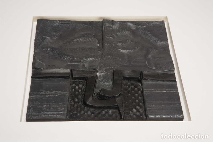 Arte: Conjunto de 3 relieves, edición especial del escultor Jose Luis Sánchez. - Foto 10 - 222424126