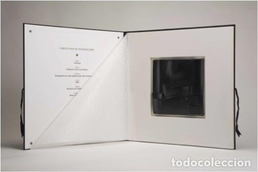 Arte: Conjunto de 3 relieves, edición especial del escultor Jose Luis Sánchez. - Foto 4 - 222424126
