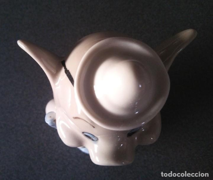 Arte: Figura Porcelana Los Tres Cerditos - Foto 5 - 224588731