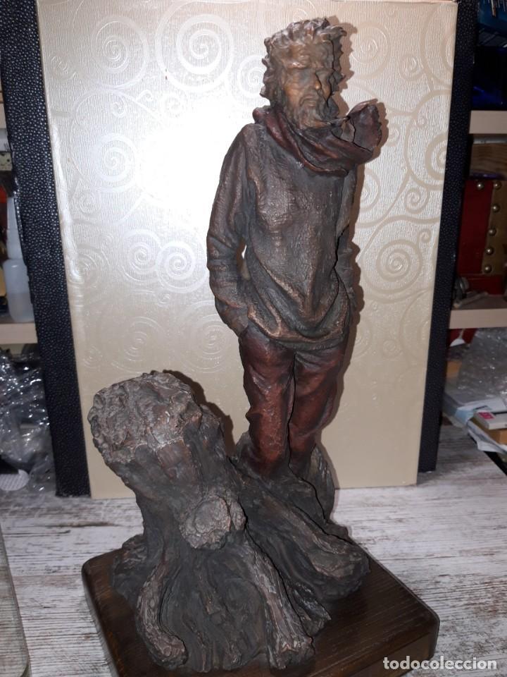 Arte: Escultura firmada y numerada, Josep Bofill. - Foto 3 - 225913625