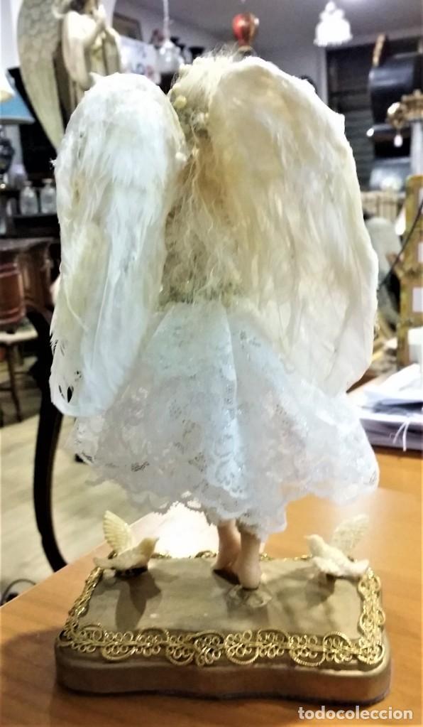 Arte: Ángel - muñeca - hada artesanal, creada por la artista americana Cheryl Fornengo - Envío gratis* - Foto 5 - 226276540