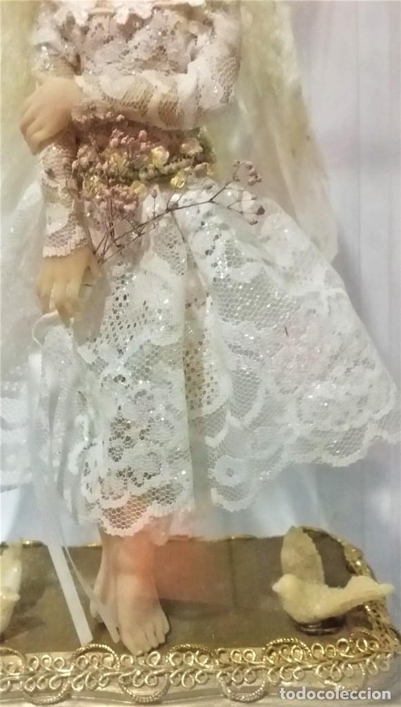 Arte: Ángel - muñeca - hada artesanal, creada por la artista americana Cheryl Fornengo - Envío gratis* - Foto 11 - 226276540