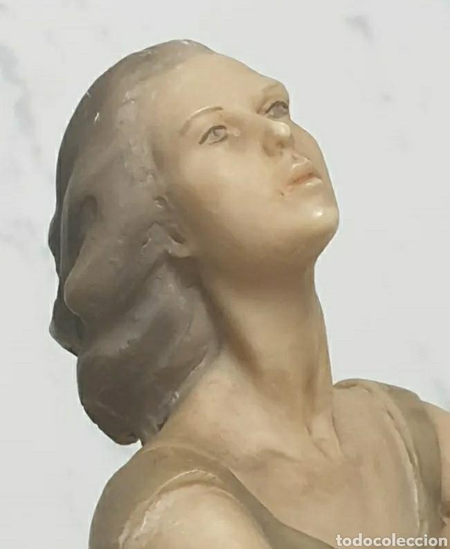Arte: Escultura Resina Josep Bofill Compañeros de Soledad 1987 firmada alto 33,5 cm - Foto 6 - 226458537