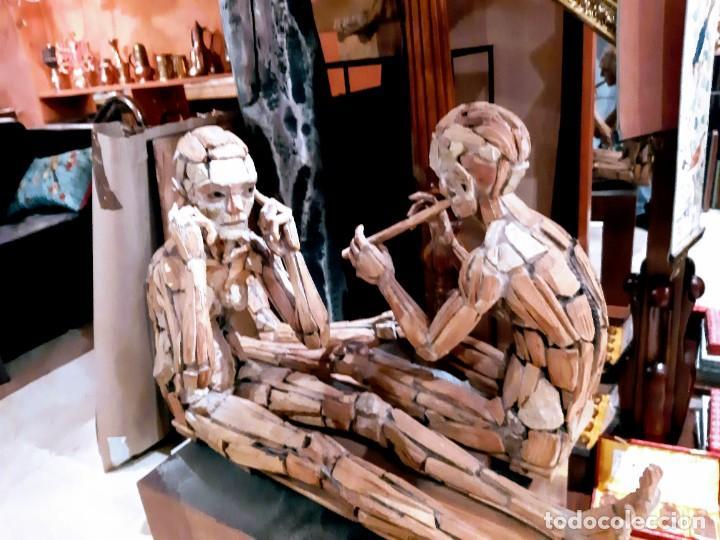 """Arte: Ana Hércules, """"El sordo y la Flauta"""" - Foto 5 - 226466295"""