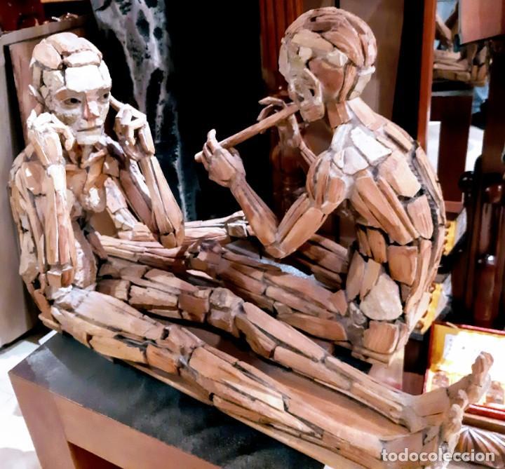 """Arte: Ana Hércules, """"El sordo y la Flauta"""" - Foto 6 - 226466295"""