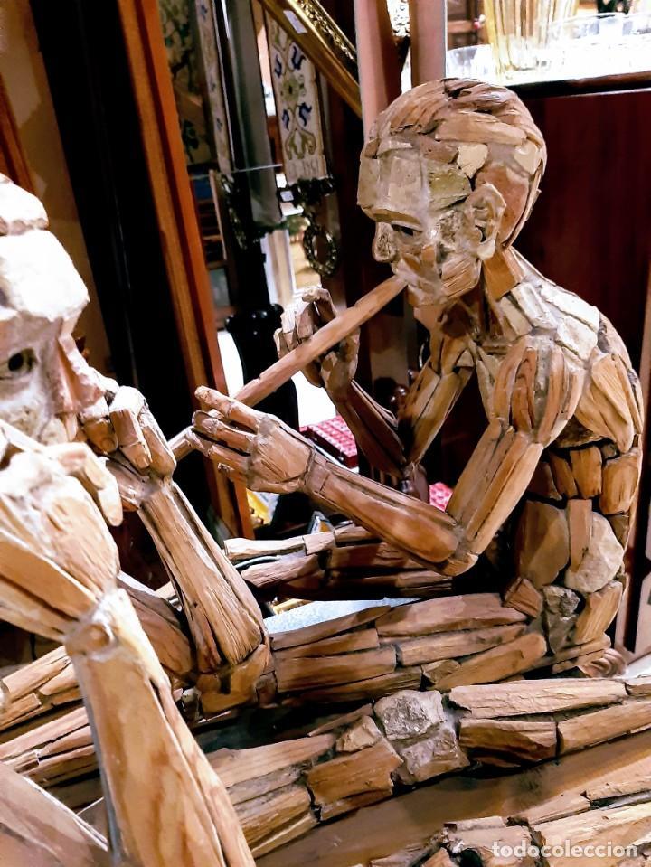 """Arte: Ana Hércules, """"El sordo y la Flauta"""" - Foto 8 - 226466295"""