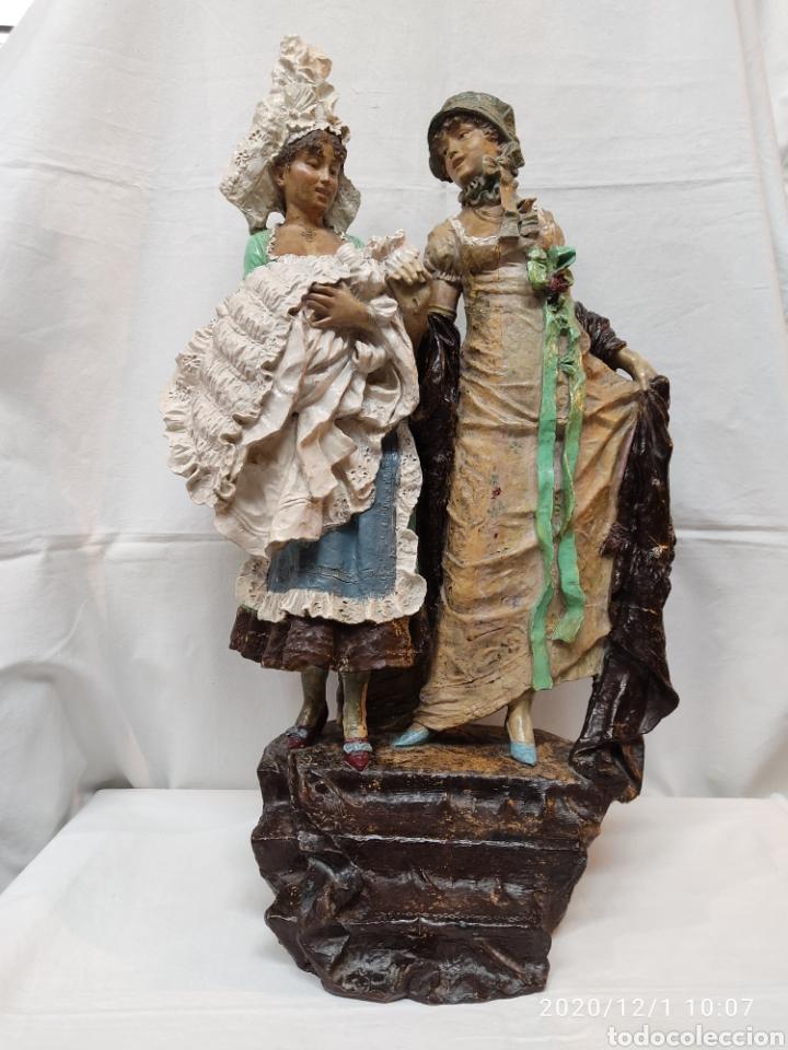 TERRACOTA (DIA DE BAUTIZO) (Arte - Escultura - Terracota )
