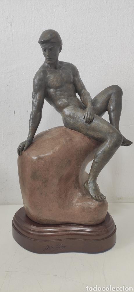 ESCULTURA PERALTA (Arte - Escultura - Resina)