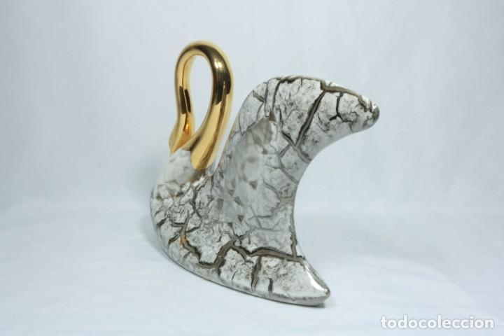 Arte: Precioso cisne de porcelana Davor - Foto 7 - 228019515