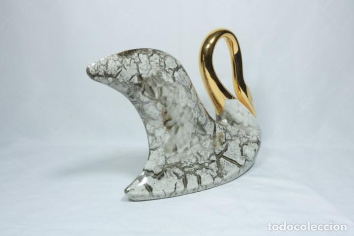 Arte: Precioso cisne de porcelana Davor - Foto 9 - 228019515