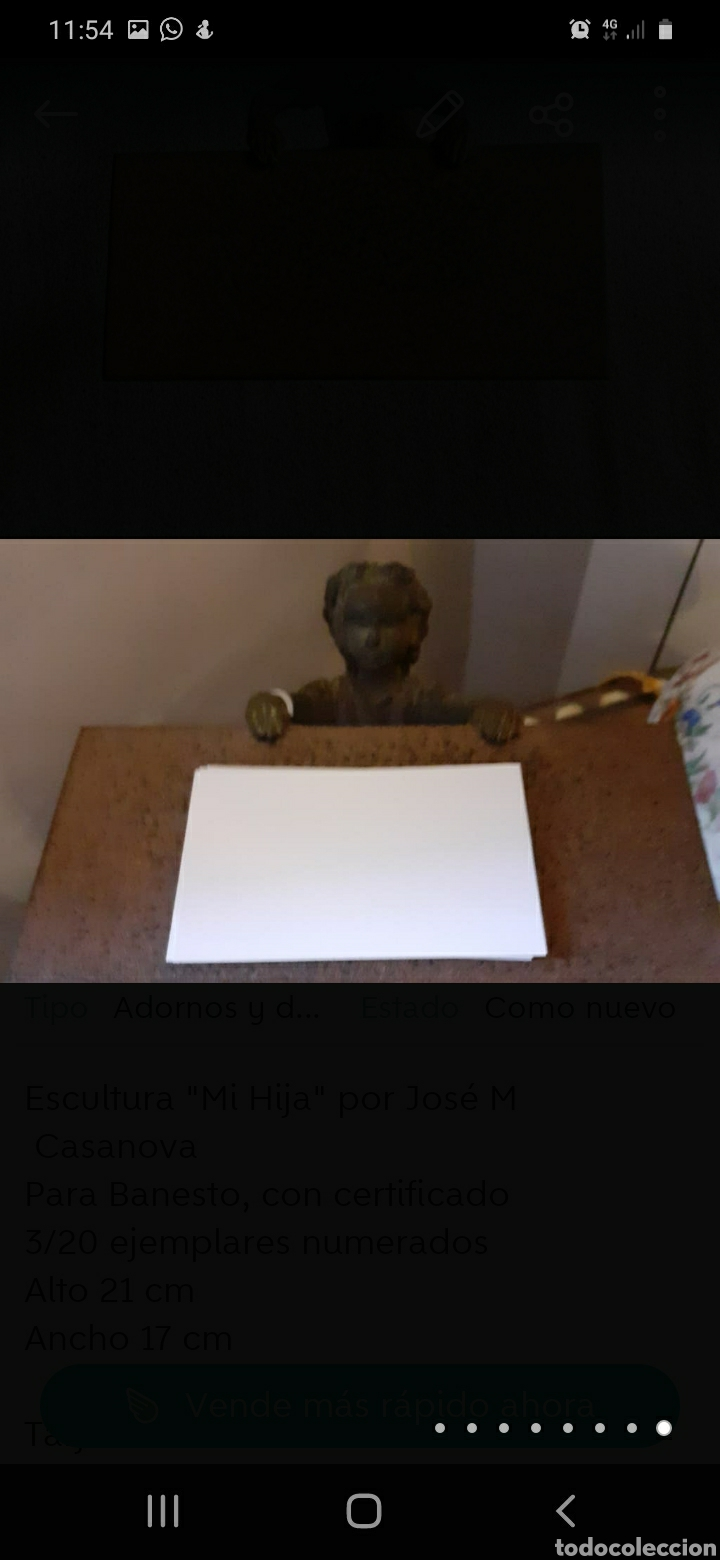 Arte: Escultura - Foto 6 - 229313210