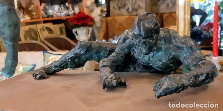 """Arte: Fernando Suarez, escultura. """"Cornisa"""" - Foto 2 - 230032115"""