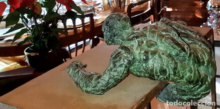 """Arte: Fernando Suarez, escultura. """"Cornisa"""" - Foto 5 - 230032115"""