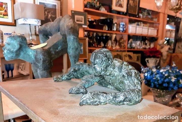 """Arte: Fernando Suarez, escultura. """"Cornisa"""" - Foto 7 - 230032115"""