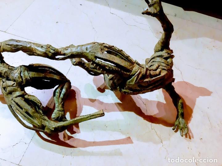 """Arte: Fernando Suarez """"ACRÓBATAS"""" - Foto 5 - 230034580"""