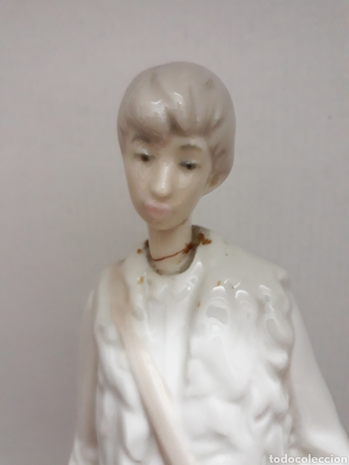 Arte: figura de porcelana - Foto 2 - 230345895