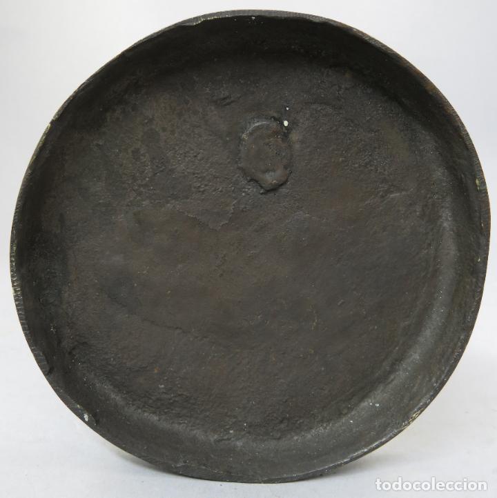 Arte: Escultura soldado húsar de la Princesa en bronce pulido siglo XX - Foto 14 - 230361210
