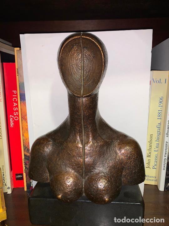 Arte: Escultura bronce Subirachs tiraje de 9 - Foto 2 - 231383060