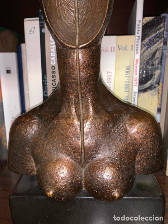 Arte: Escultura bronce Subirachs tiraje de 9 - Foto 7 - 231383060
