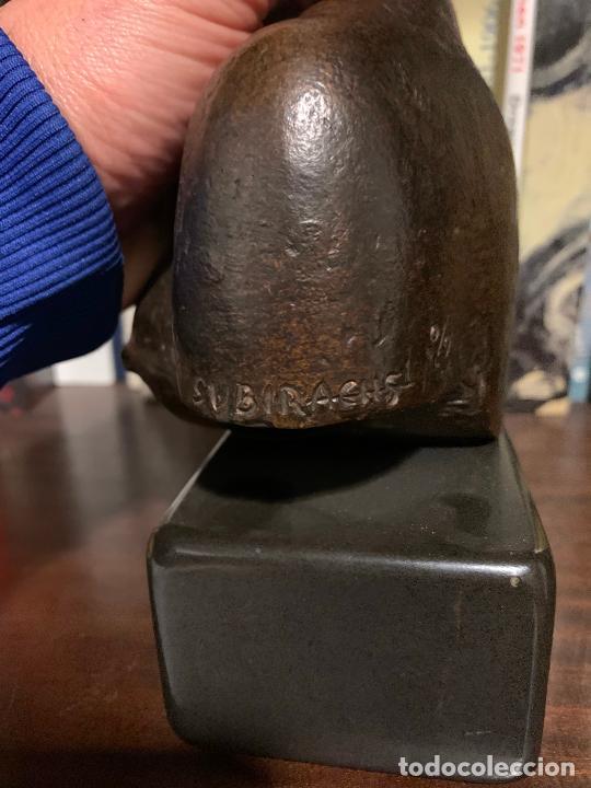 Arte: Escultura bronce Subirachs tiraje de 9 - Foto 13 - 231383060