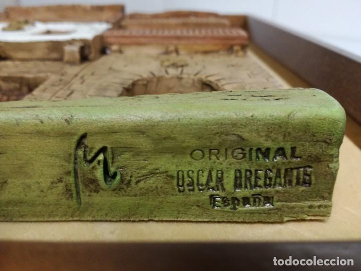 Arte: Cuadro terracota de Oscar Bregante - Foto 3 - 233755985