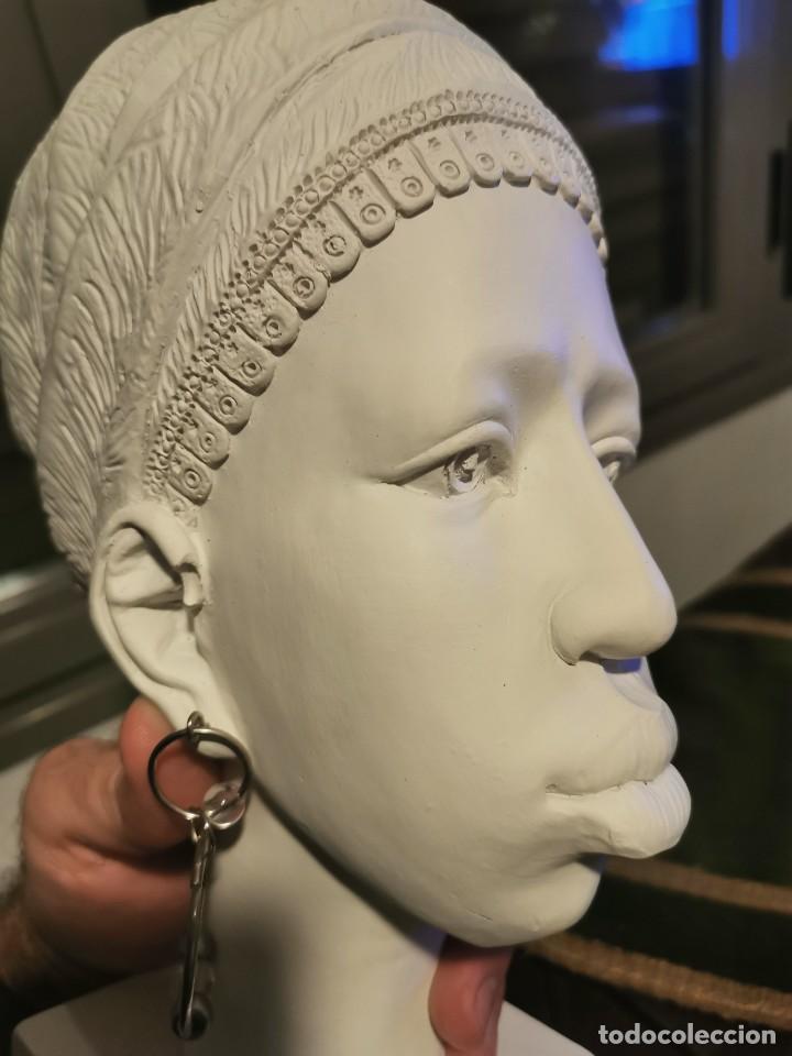 Arte: Escultura de chica africana. 3 - Foto 7 - 234765950