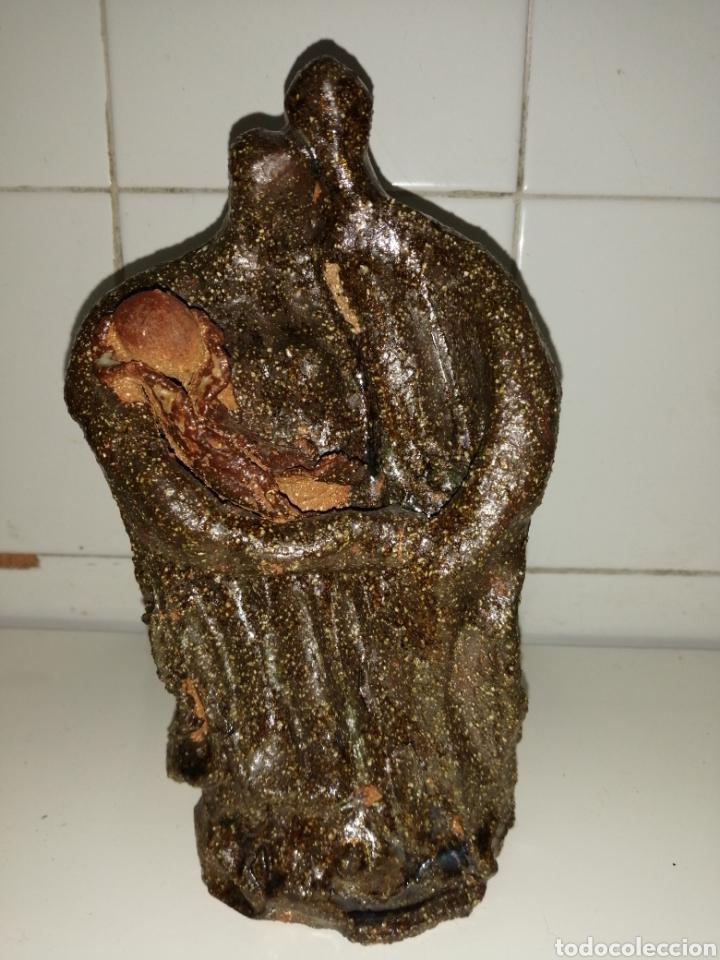 Arte: Bonita figura de Barro cocido. - Foto 5 - 234847745