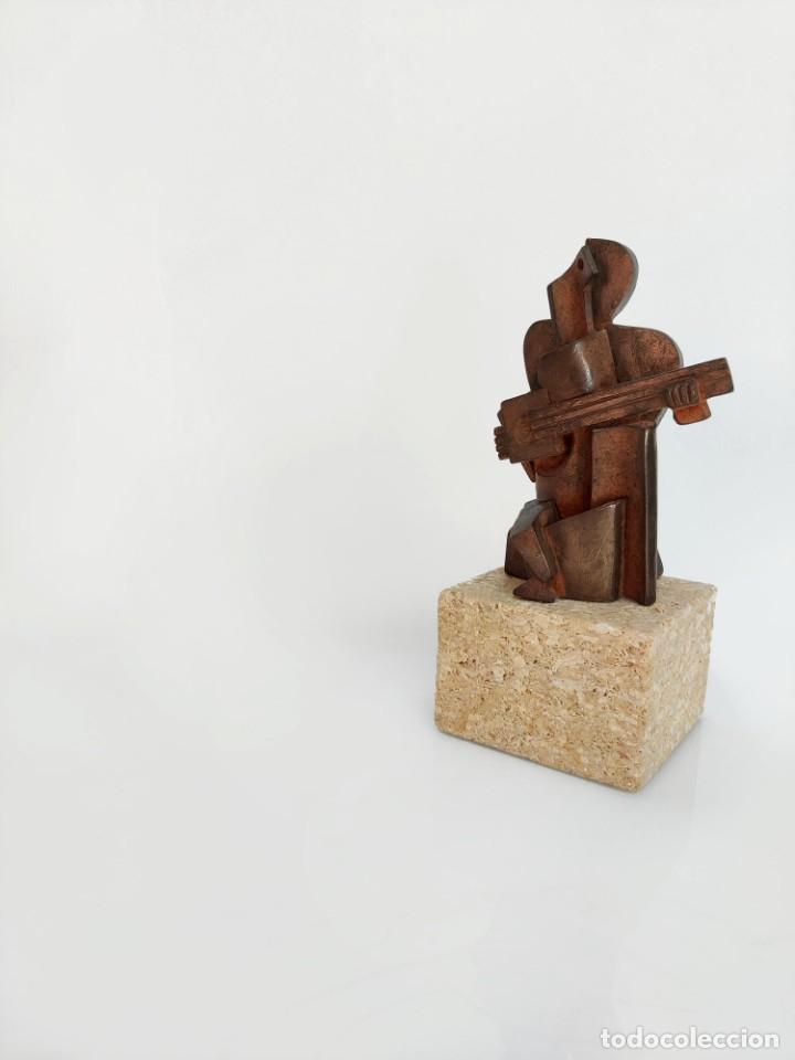 Arte: Escultura Arlequín por Miguel Guía - Foto 2 - 236246430