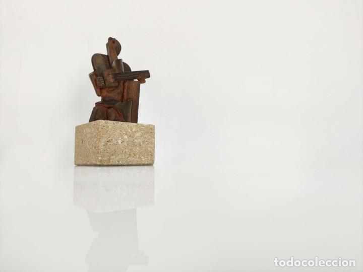 Arte: Escultura Arlequín por Miguel Guía - Foto 3 - 236246430