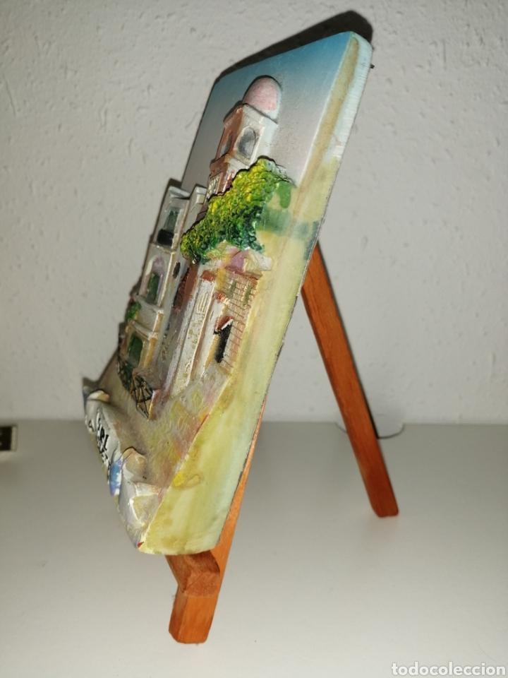 Arte: Baldosa italiana decorativa en relieve 3D. - Foto 2 - 236274795