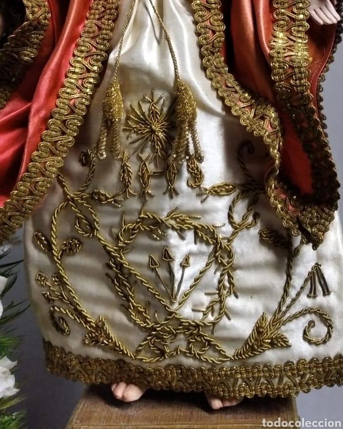 Arte: Fanal con Sagrado Corazón - Foto 4 - 236818255
