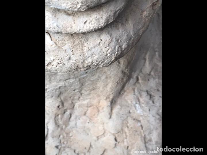 Arte: Busto de piedra 85x85x50cm(pieza para recoger en Mallorca) - Foto 12 - 237354385