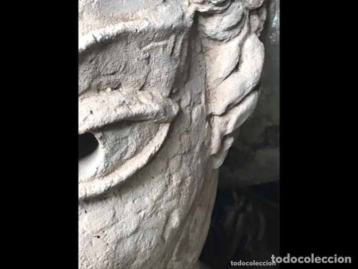 Arte: Busto de piedra 85x85x50cm(pieza para recoger en Mallorca) - Foto 13 - 237354385