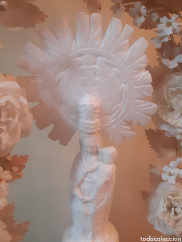 Arte: Fanal con Virgen del Pilar - Foto 2 - 242002370