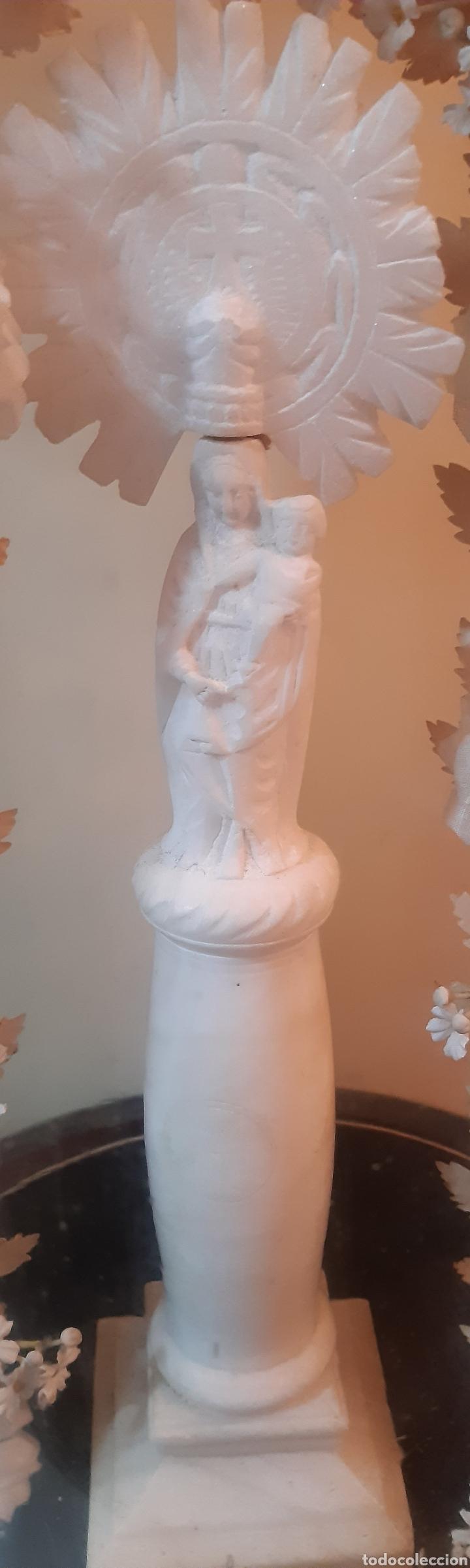 Arte: Fanal con Virgen del Pilar - Foto 4 - 242002370